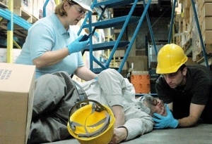 First Aid training for business