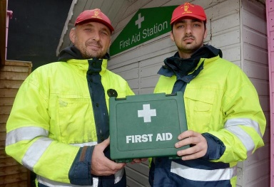 First Aid Training For Businesses