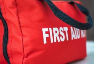 First Aid refresher training for business