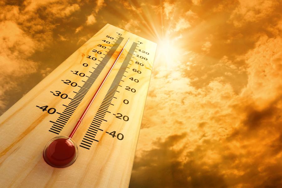 Heat exhaustion & heat stroke